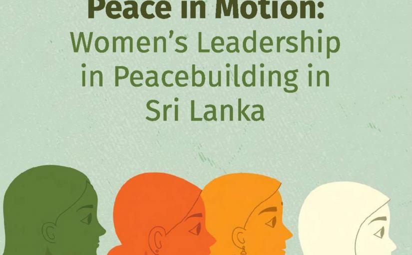 Virtual Launch of the Women Peacebuilders Study